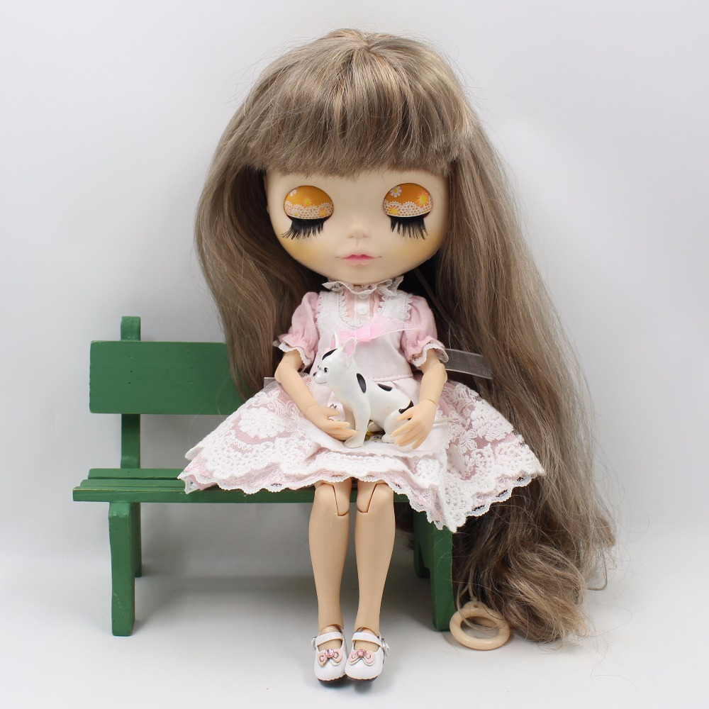 Neo Blythe Doll Apron Clothes 5