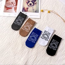2019 New cotton socks cute little monsters socks socks casual cartoon pattern unisex socks