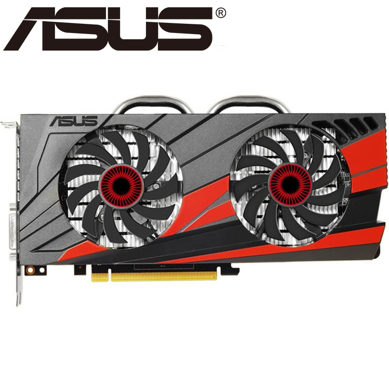 US $158 88 |ASUS Video Card Original GTX 1060 3GB 192Bit GDDR5 Graphics  Cards for nVIDIA VGA Cards Geforce GTX1060 Used 1050 TI 750-in Graphics  Cards