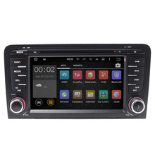 Car DVD Player Navigation Android 5.1 For Aud i A3 With Blurtooth GPS Multimedia Reversing Camera swc USB MP3