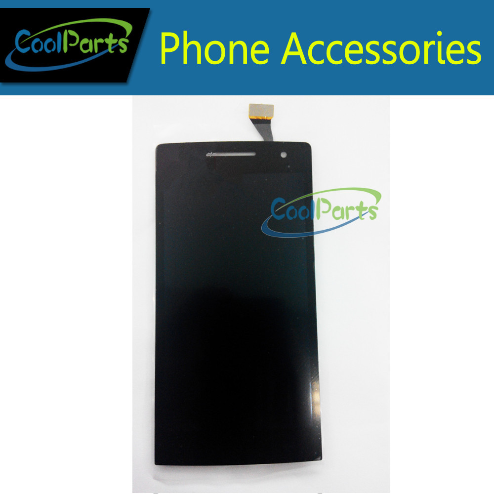 Подробнее о Black Replacement Part For OPPO 6007 LCD Display and Touch Screen Digitizer Assembly 1PC/Lot Free Shipping black replacement part for asus zenfone 4 lcd display and touch screen digitizer assembly 1pc lot free shipping