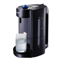 Instant Heating Kettle Electric Water Boiler Water Dispenser Adjustable Temperature Coffee Tea Maker FOR Office Household 2200W