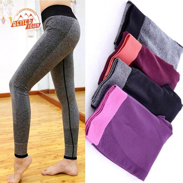 Papa Chen Marque Femmes Serré Sport Porter Belle Leggings Haute Élastique  Mince Sport Yoga Pantalon Remise 983979023a9