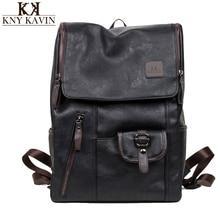 Women Backpacks Oil Wax Leather Backpacks Western Style Fashion Bag For Men Laptop Travel Mochila Zip