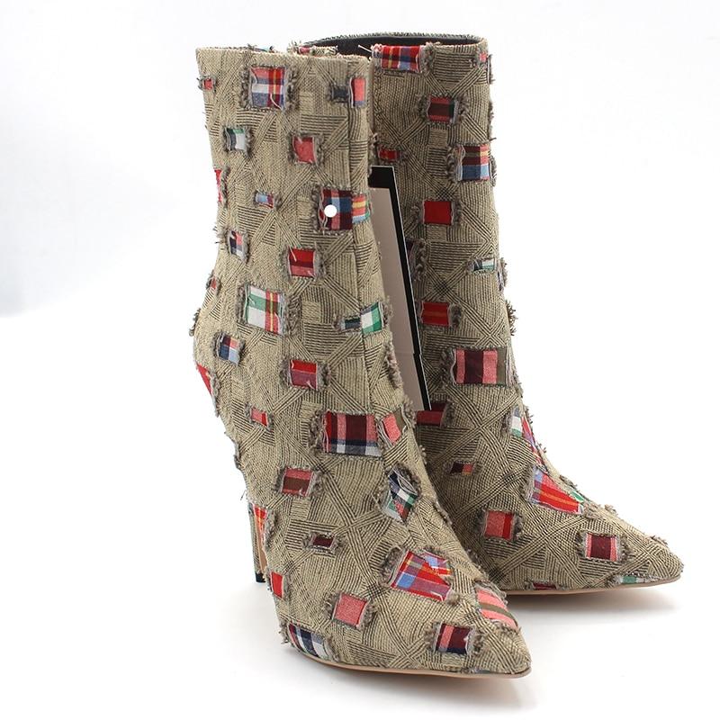 Boots Mending Women 43