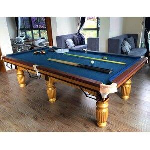 Image 3 - Chuyên Nghiệp 9 Ft Bàn Bi Cảm Thấy + 6 Cảm Thấy Dải Billiard Snooker Vải Nỉ Cho 9 Bàn Để Chân 0.6 Mm bàn Đánh Phụ Kiện