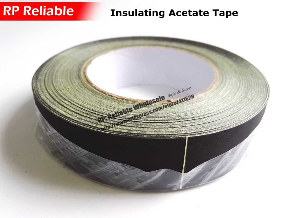 1x 30mm*30 Meters Insulation Acetate Insulation Tape High Temperature Resistant, Transformer Coil Wraping 30 3000r