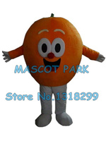 orange mascot costume fruit custom adult size cartoon character cosply carnival costume 3193