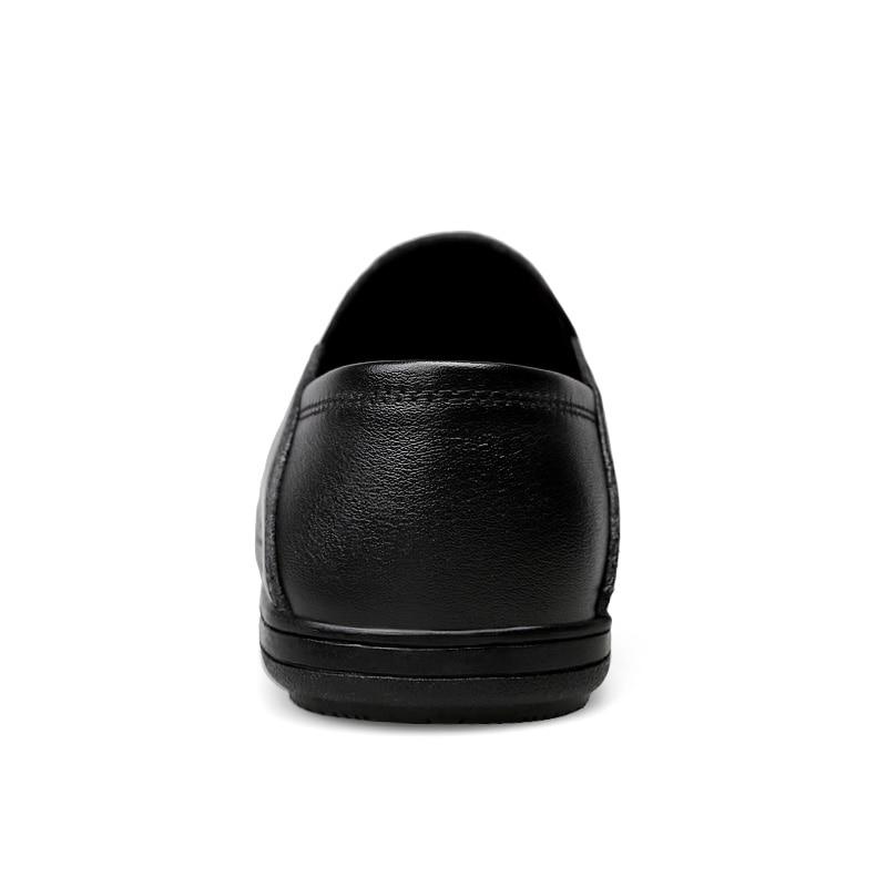 En Chaussures Glissement Marque Cuir De Hombre Luxe Sur Sport Noir red Des Main Mocassins Hommes Brown Casual Zapatillas Mycoron dark Appartements Brown FEqSpwtE