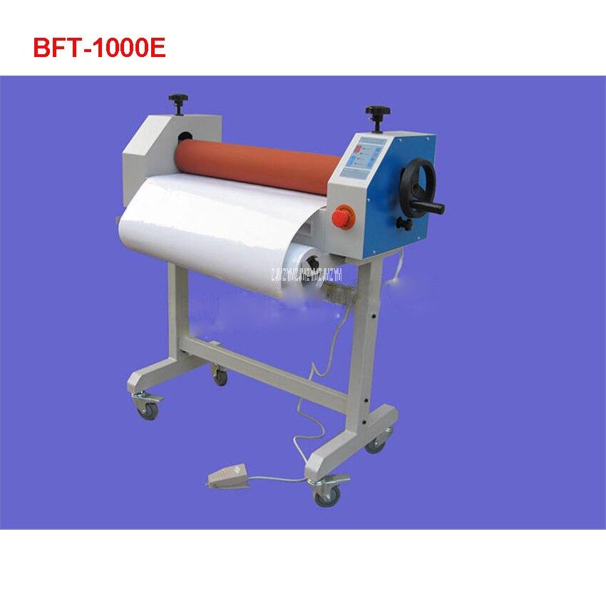 1000MM électrique manuel double usage monté à froid Machine 39 pouces bâton barre diamètre de 105 mm ,0 ~ 1600mm /m 110V / 220V BFT-1000E