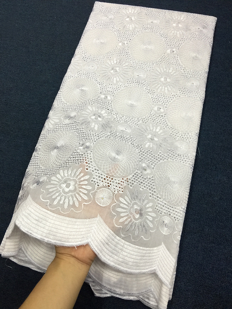 Swiss Voile Lace Fabric 2018 High Quality Lace white, African Dresses For Wedding Lace, Cotton Lace PartySwiss Voile Lace Fabric 2018 High Quality Lace white, African Dresses For Wedding Lace, Cotton Lace Party