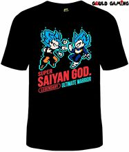Super Saiyan God T-Shirt Cotton Unisex Adult Dragon Ball Ultra Instinct Free shipping