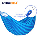 2016NEW ARRIVE 200x150cm High Quality Hammock double Canvas Portable Outdoor Camping Garden Student dormitory Hammock