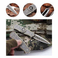 EDC Tools Outdoor Creative Hand Spinner 1PC Multi-Function Portable Folding Knife Spinner Gyro Toy Boy Gifts Fidget Spinner