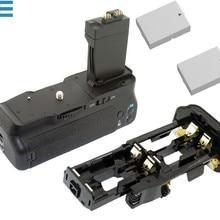 BG-E8 батарейный блок+ 2 x LP-E8 LPE8 для камер Canon Rebel T2i, T3i, T4i, для EOS 550D, 600D, 650D, 700D, Kiss X4
