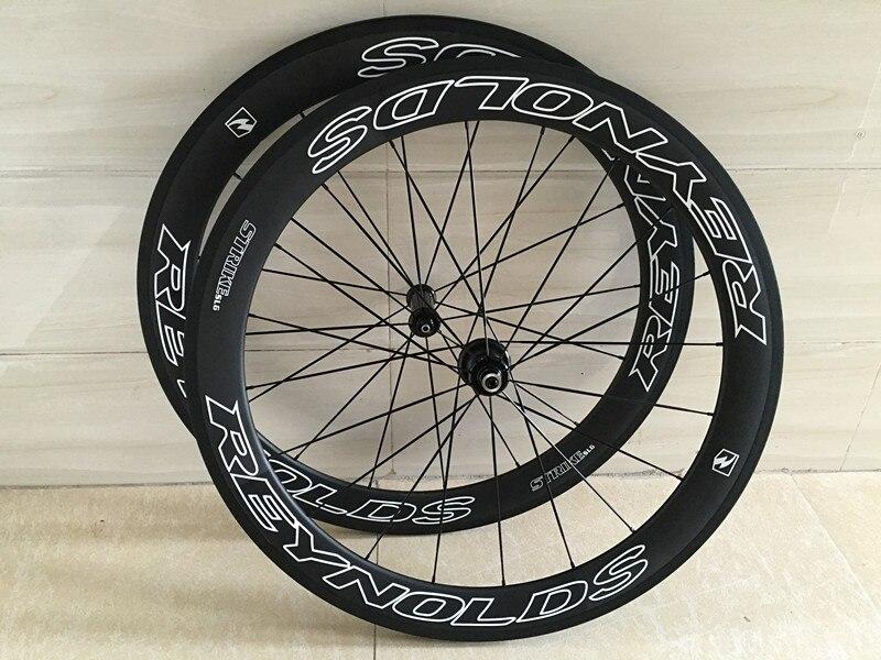 Superlight road carbon wheels 700C 60mm profile 25mm width road bicycle wheelsets Disc brake wheels ironfix 568 60 700
