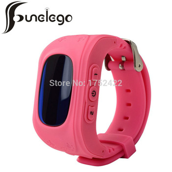 Funelego smart baby watch gps tracker children electronic SOS For help kid safety wristwatch with SIM card cell phone watches