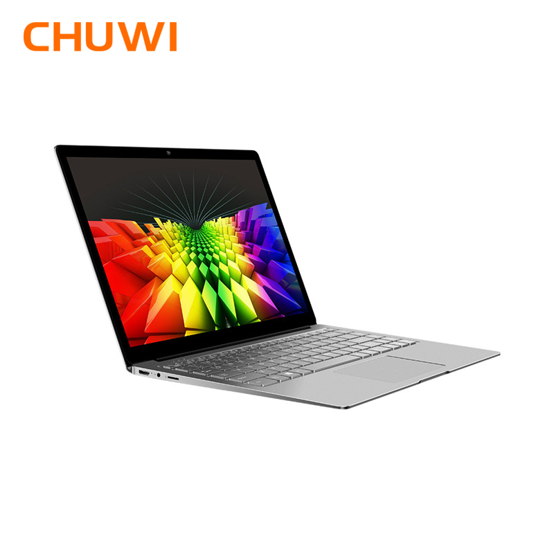CHUWI LapBook Air 14.1 pouce Windows10 Ordinateur Portable Intel Apollo Lac N3450 8 gb RAM 128 gb ROM Portable Double WIFI 2.4g/5g Ultrabook