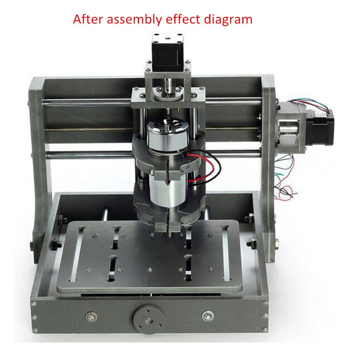 New Pcb Milling Machine Cnc 2020b Diy Wood Carving Mini Mill Engraving Pvc Engraver In Routers From Tools On Alibaba Group