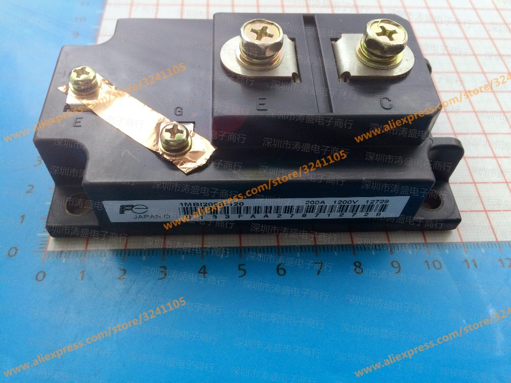 Free shipping NEW 1MBI200S-120 MODULE