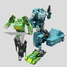 лучшая цена Lensple 12cm Transformation Robot MFT 37 MF-37 Mft37 Kup MS-01 Samurai Spring Mech Soul Action Figure toys Gifts For Kids
