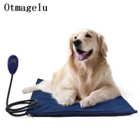 Pet Electric Blanket Dog Cat Bed Mat Winter Warm Dog House Pad For Puppy Kitty Big Dog Home Heating Pad Cover Cushion Dropship