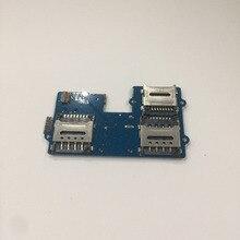 Original Used Sim Slot Board For Homtom HT20 MT6737 Quad Core 4.7 Inch HD 1280x720 Free Shipping