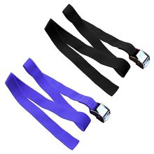 1M Buckle Tie-Down Belt Cargo Straps For Car Motorcycle Bike With Metal Buckle Tow Rope Strong Ratchet Belt s shape metal hook cargo binding band ratchet tie down strap 10m 33ft gray