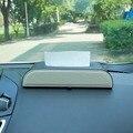 Автомобильный футляр для салфеток  Стильный чехол для салфеток  прямоугольный держатель  контейнер  автомобильные аксессуары для интерьер...