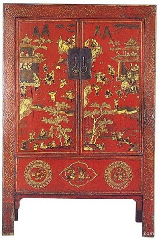 Superieur Solid Old Wood Simple Graceful Ming Style Chinese Antique Furniture Chinese  Cupboard Home Furniture