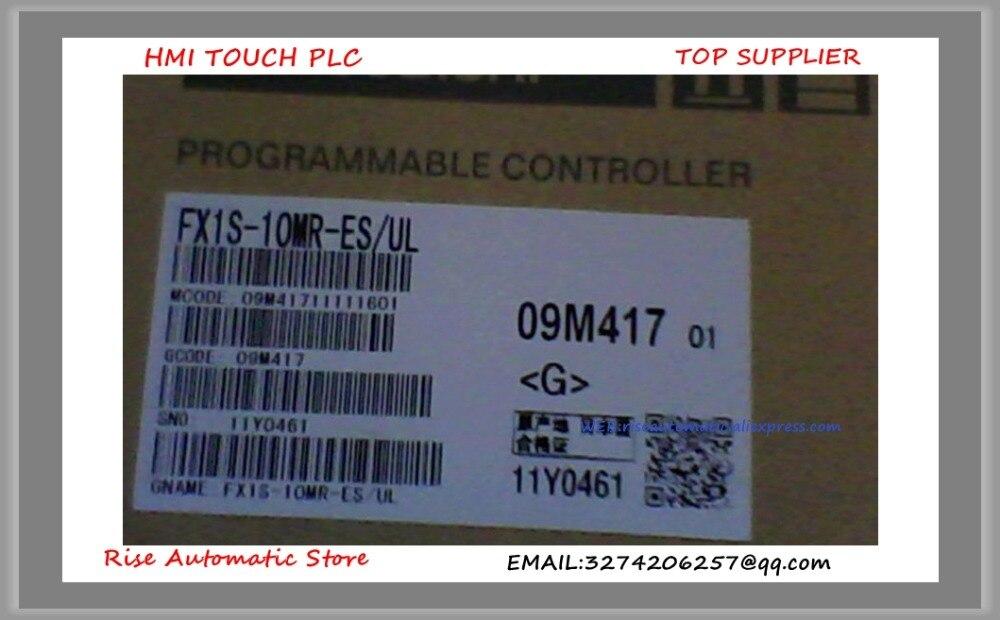 FX1S-10MR-ES/UL FX1S-10MR-ES UL new PLC in boxed fx2n 16mr es ul page 1