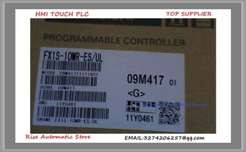 FX1S-10MR-ES-UL FX1S-10MR-ES UL new PLC in boxed