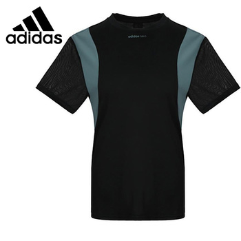Original New Arrival  Adidas Neo Label W CS MSH SLV Women's T-shirts short sleeve Sportswear