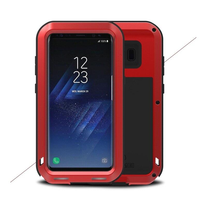 Цена за Любовь Мэй для Galaxy S 8 + телефон случаях мощный ударопрочный Drop-пылезащитные телефон Обложка для Samsung Galaxy S8 плюс G955 крышка