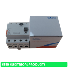 RCCB EKL1-63 4P 30MA 100MA 300MA AC type 400/415V~ 50HZ/60HZ Residual current circuit breaker  16A  25A 32A 40A 50A 63A 80A dmwd dpnl dz30le 32 1p n 25a 220v 230v 50hz 60hz residual current circuit breaker with over current and leakage protection rcbo
