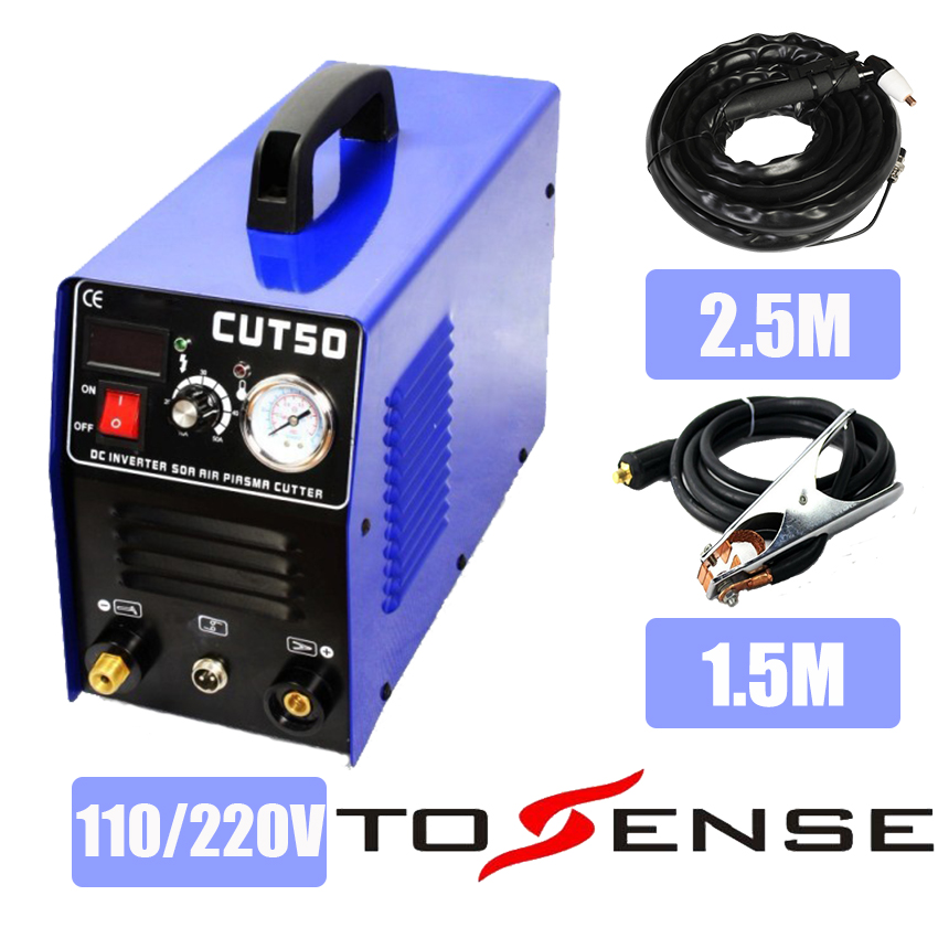 110V 220V Dual Air Plasma Cutting Machine With Plsama Cutter DC Inverter Hot sale PT31 With Accessories ship from germany portable dc inverter plasma cutter with pressure gauge waterproof 5 5kva 220v