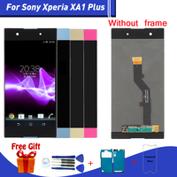 For Sony Xperia XA1 Plus G3412 G3416 G3426 G3412 G3421 Lcd Screen Display WIth Touch Glass Digitizer Assembly Repair Parts