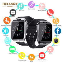 Купить с кэшбэком Smart Watch Men Kids Bluetooth WristWatch Sync Notifier Support SIM TF Card Smartwatch Support Multi Language for Android Phones