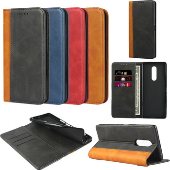 Luxury Flip Wallet Leather Magnetic Case For Sony Xperia XZ3 XZ 3 XZ2 Cover Cases For Sony Xperia XZ4 Funda Coque Shell