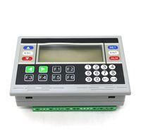 ПЛК промышленного плата управления одной машине FX1N18MRT С 485 связи OP320 текстовый показ импульсный выход 200 К