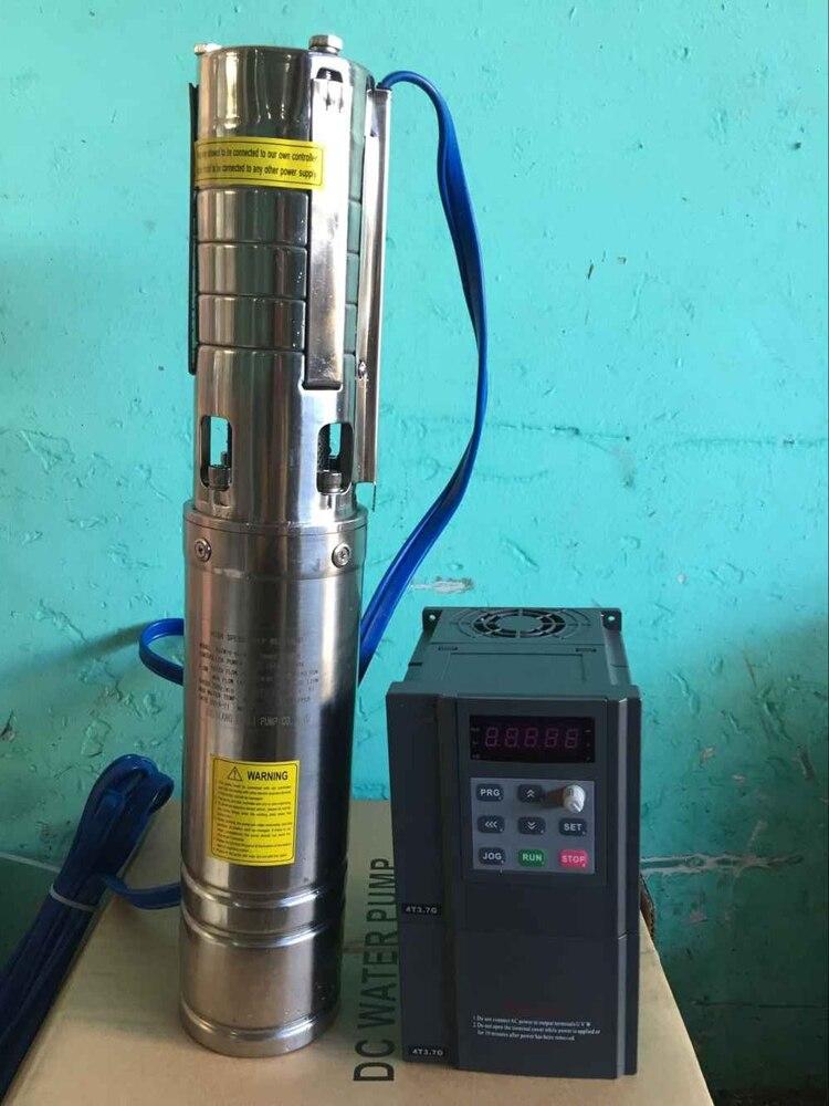 solar pump bore hole submersible water pump solar deep well pump solar water pump dc mb barbell 5кг