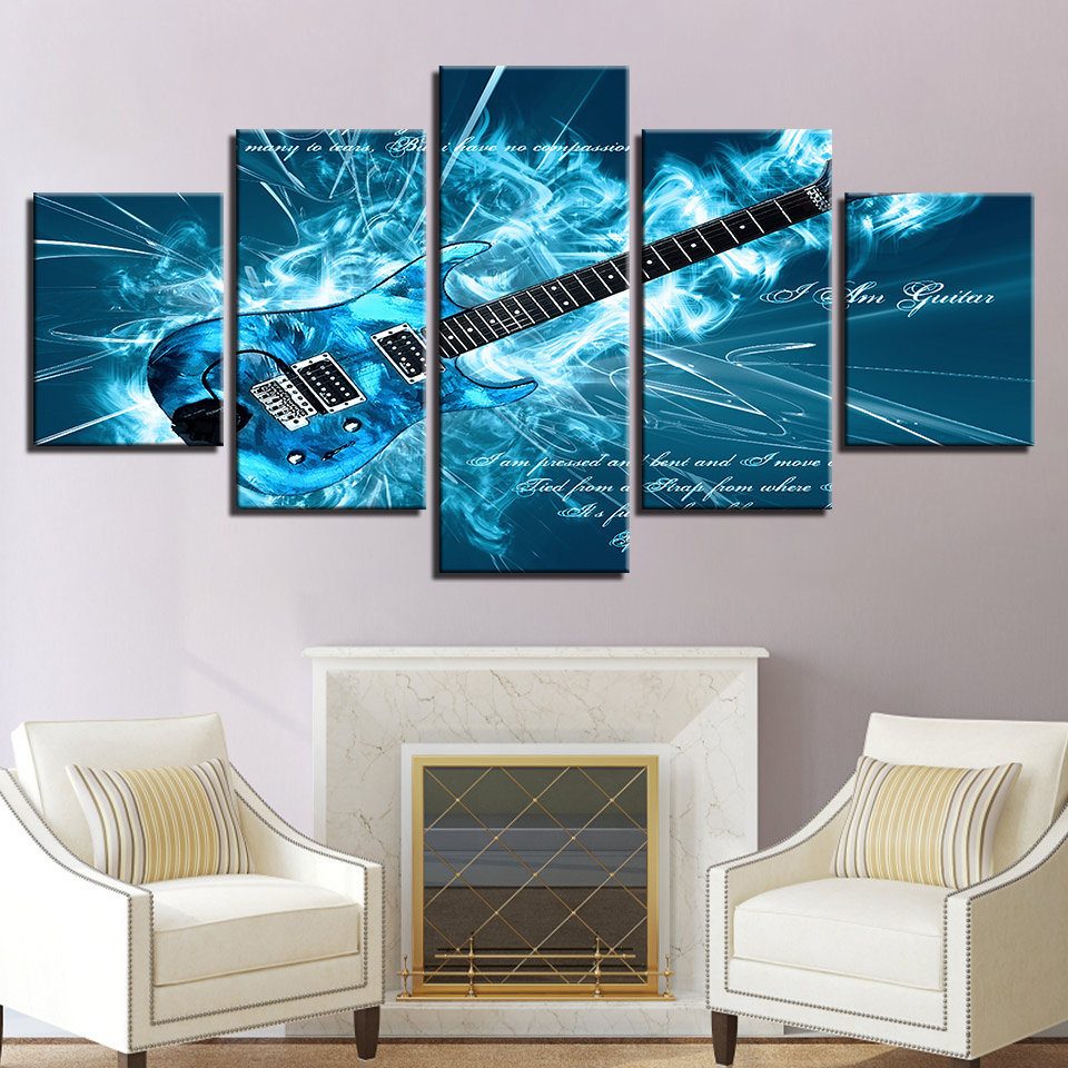 Canvas HD Prints Pictures Wall Art For Living Room Home