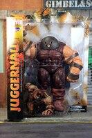 Новое поступление Marvel X Man Deadpool 2 Juggernaut Hero Железный шлем 22 см очень большая фигурка Коллекционная модель игрушки куклы для детей Подарки