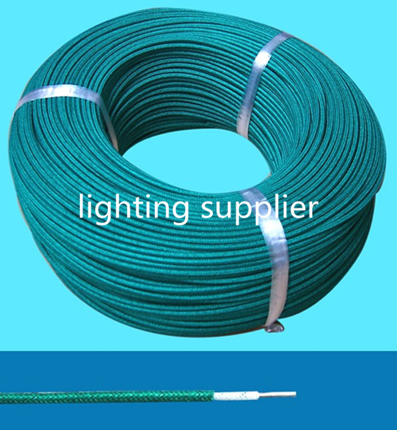 10 meters Multicolor 2 core 0.75mm2 Textile Electrical Wire Color ...