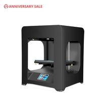 3D Printer Large Plus Size FDM Impresora 3d kit completo Diy h bot Full metal Frame Design Nozzle 3D Printer PLA Birthday Gift
