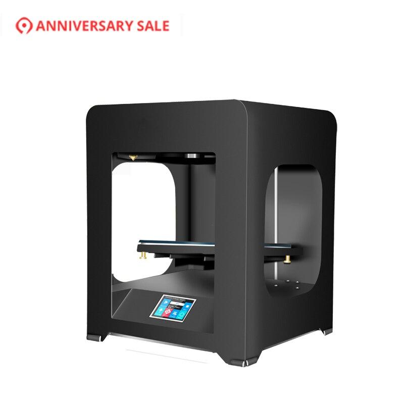 3D Printer Large Plus Size FDM Impresora 3d kit completo Diy h-bot Full metal Frame Design Nozzle 3D Printer PLA Birthday Gift3D Printer Large Plus Size FDM Impresora 3d kit completo Diy h-bot Full metal Frame Design Nozzle 3D Printer PLA Birthday Gift