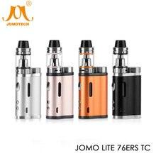 Jomotech Электронные сигареты испаритель Lite 76ers TC 2200 мАч 76 Вт vtc поле mod OLED электронной сигареты VAPE MTL комплект jomo-254
