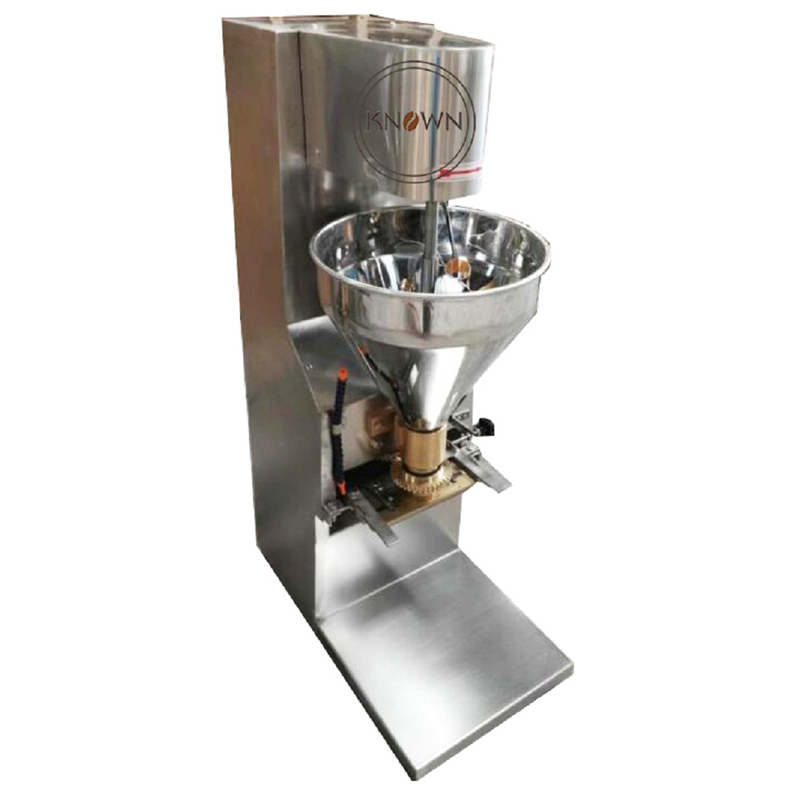 Stainless steel commercial 300r/min small fish chicken maker meatball making machine free shipping by sea