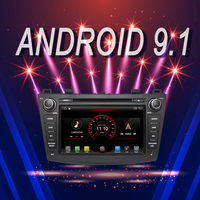 car multimedia Player Android 9.1 Car GPS Bluetooth stereo fit for MAZDA 3 2010 2013 recorder DVD autoradio Head Unit