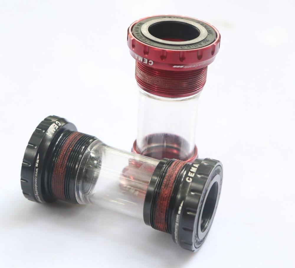 US $100 0 |CEMA hybrid Ceramic Bearing Bottom Bracket bsa 68mm-in Bottom  Brackets from Sports & Entertainment on Aliexpress com | Alibaba Group